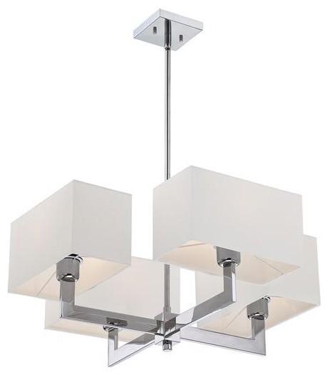 Remi Chandelier modern-chandeliers