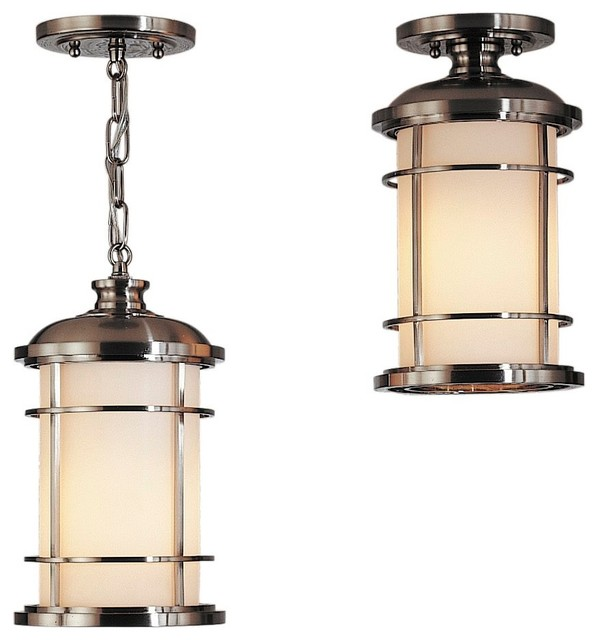 Murray Feiss Lighthouse Transitional Outdoor Pendant Light X SB9022LO Conte