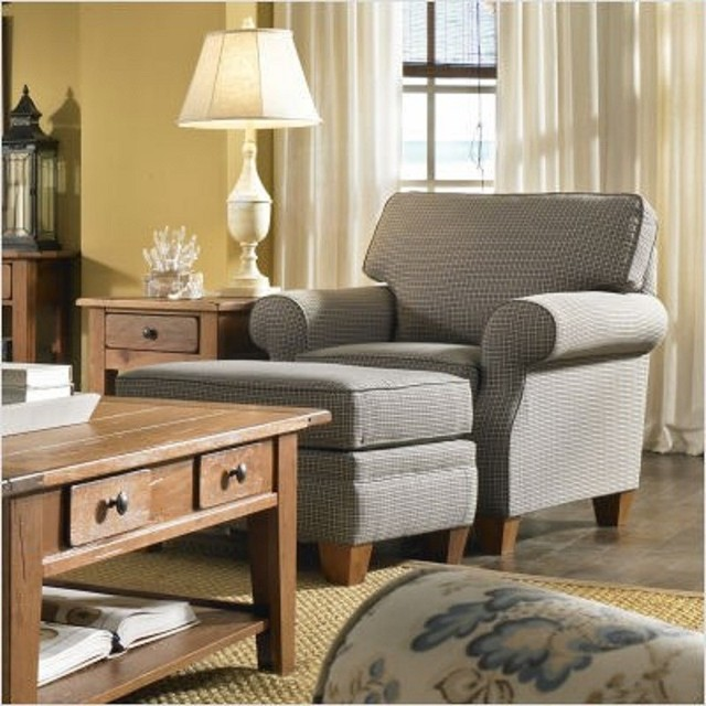 Broyhill - Angeline Chair Angeline - 6440-0 traditional-armchairs-and-accent-chairs
