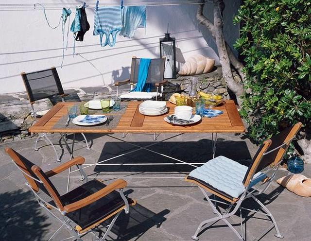 Haste Garden Felicia Collection mediterranean-outdoor-tables