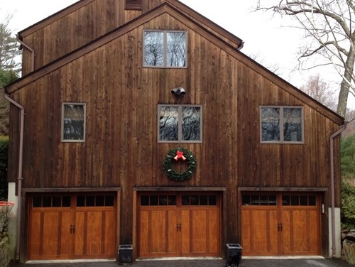 Would like to add trim work to windows and need ideas for - Best exterior stain for cedar siding ...