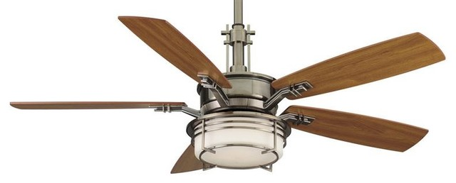 Fanimation FP5220PW 54 Inches Ceiling Fan Andover Collection ceiling-fans