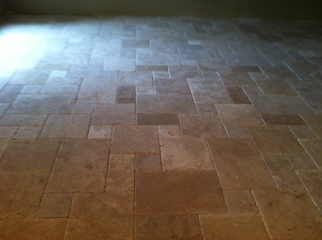 Basement Floor 4 Tile Design