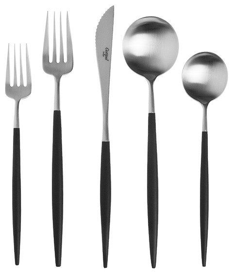 Goa Cutlery - contemporary - flatware - by HORNE