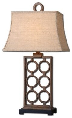 Uttermost 27453 Dardenne Table Lamp modern-table-lamps