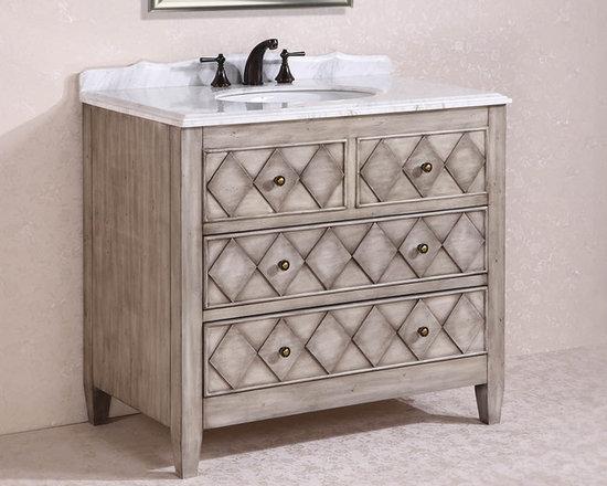 Solid Wood Bathroom Vanities From Legion Furniture – NEW Collections - Solid Wood Bathroom Vanities From Legion Furniture – NEW Collections: http://www.homethangs.com/blog/2014/11/solid-wood-bathroom-vanities-from-legion-furniture/