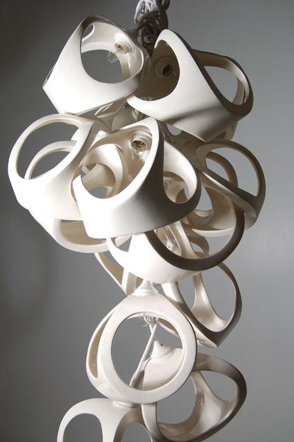 Matt Gagnon - Ceramic Lamp modern-pendant-lighting