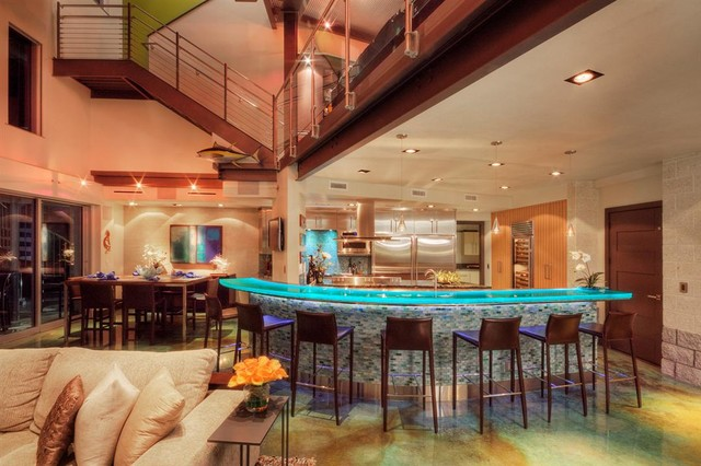 Kitchen by Expressive Designs Inc contemporary-kitchen