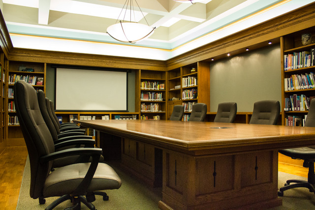 Executive Board Rooms and Conference Tables - Traditional - philadelphia - by DAVID RAMSAY ...