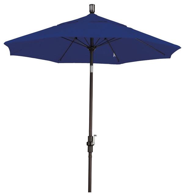 Ultra Premium Sunbrella 7 5 foot Patio Umbrella 5 Colors