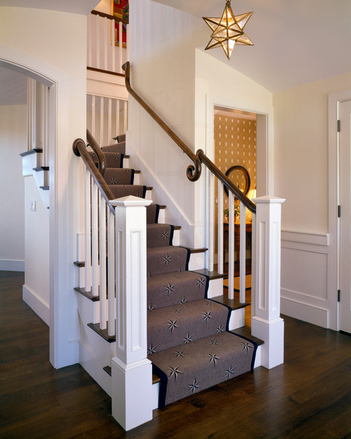 Stairways traditional