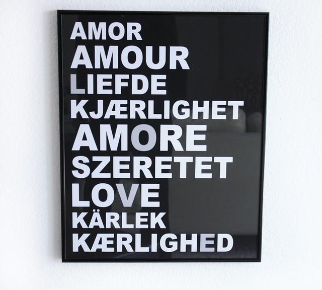 Love Languages modern-artwork
