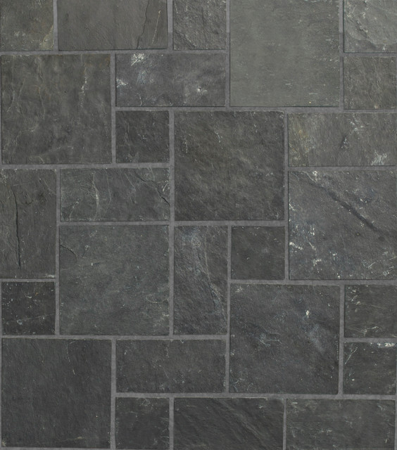 Realstone systems charcoal kasa mat wall and floor tile