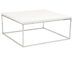 Euro Style Teresa Square Coffee Table modern-coffee-tables