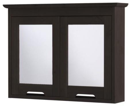 FREDEN Mirror cabinet modern-medicine-cabinets