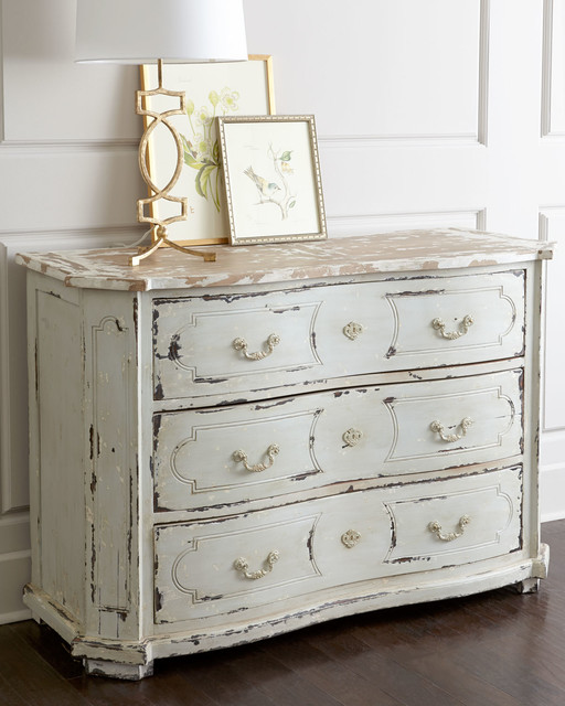 devino chest white distressed contemporary dressers