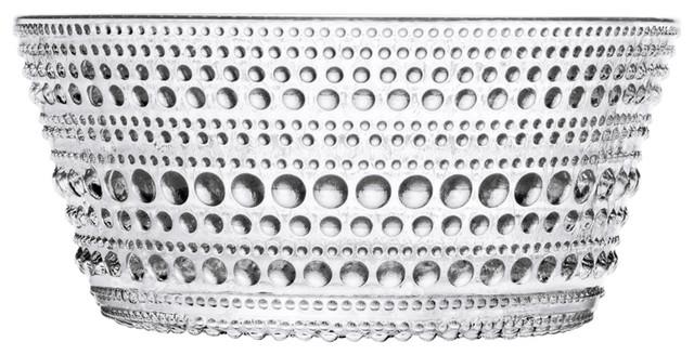 iittala Kastehelmi Bowl (9oz) modern-bowls