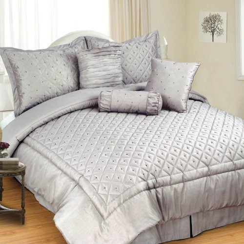 Ashley McBride London Comforter Set contemporary bedding