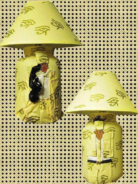 Yellow Heru Set -