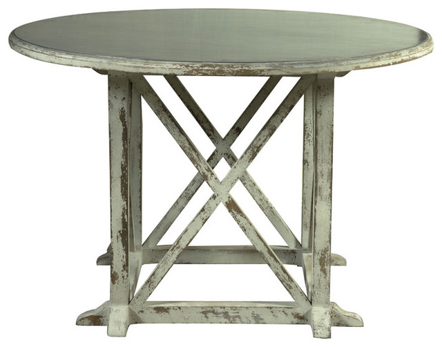 Cahors Accent Table Hardwood table traditional-side-tables-and-accent-tables