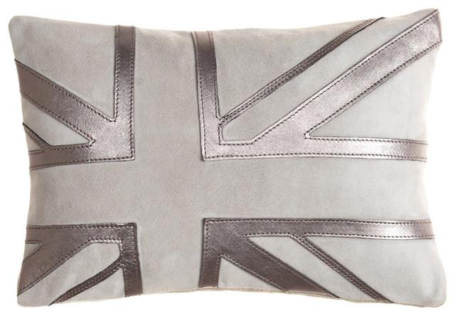 UK Goat SuedePillow eclectic-decorative-pillows