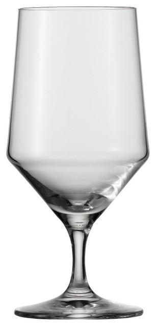 Schott Zwiesel Tritan Pure 15.2 oz. Beverage/Water Glass - Set of 6 Multicolor - modern-wine-and-bar-tools