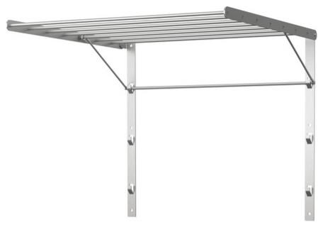 GRUNDTAL Drying rack, wall - Scandinavian - Drying Racks - by IKEA