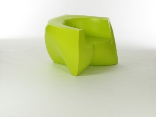 Frank Gehry Color Easy Lounge Chair modern-outdoor-lounge-chairs