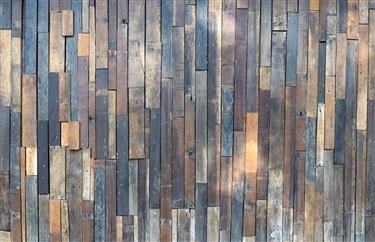 Staggered Joists Mural Wallpaper contemporary-wallpaper