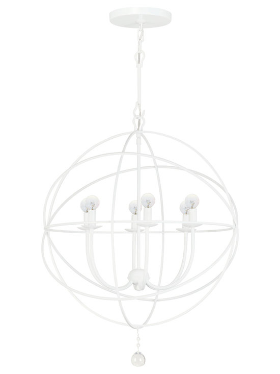 The Solaris Collection - The Solaris Collection, often referred to as a sculpture for the home, was inspired by art work at MOMA in New York. The Solaris is reminiscent of a globe, a symbol of unity and continuity; simple yet not ordinary.