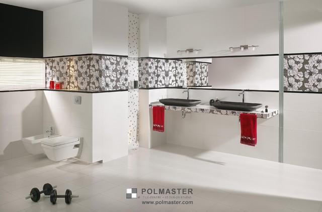 CYDONIA TILE COLLECTION contemporary-bathroom