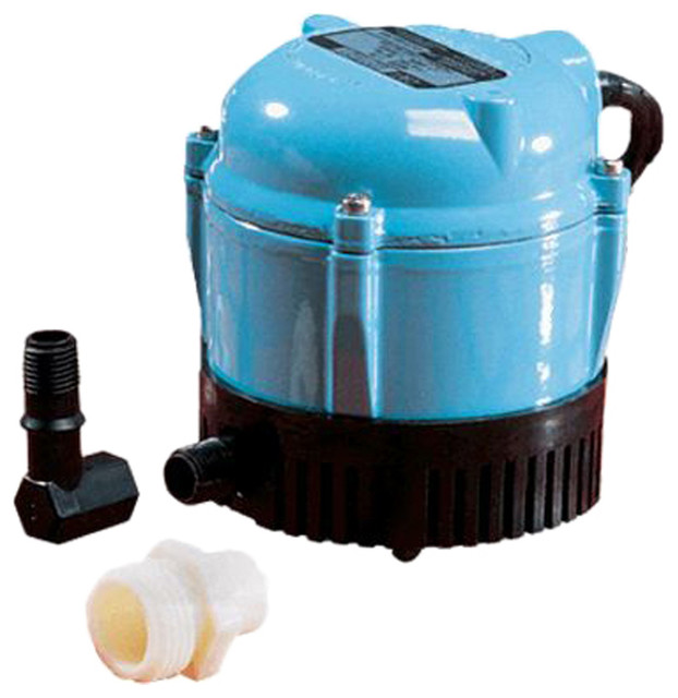 Little Giant 1 Aa 18 Small Submersible Pump 170 Gph