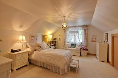 How can i paint slanted ceilings - Slanted ceiling paint ideas ...