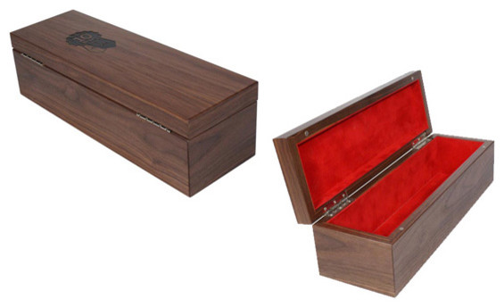 Wooden Gift Company contemporary-storage-bins-and-boxes