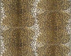 Mayor Leopard Rug eclectic-rugs