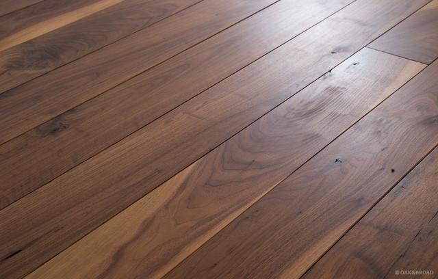 Oiled black walnut wood flooring arts crafts wood for Hardwood floors atlanta