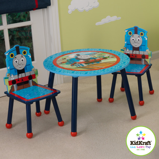 kids furniture thomas friends table and chair kids. Black Bedroom Furniture Sets. Home Design Ideas