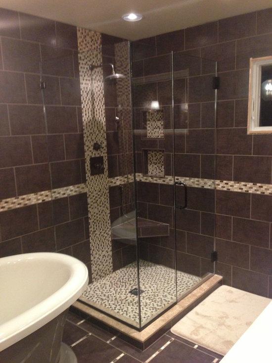 Frameless Shower Doors -