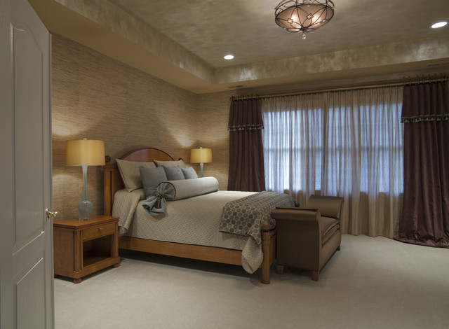 The Gallery For Modern Master Bedroom Curtains