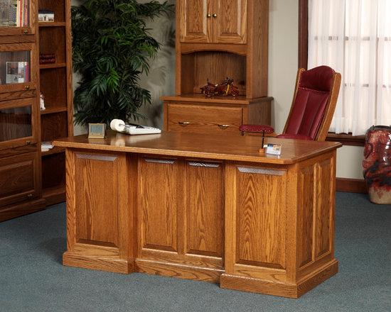 Highland Executive Desk -