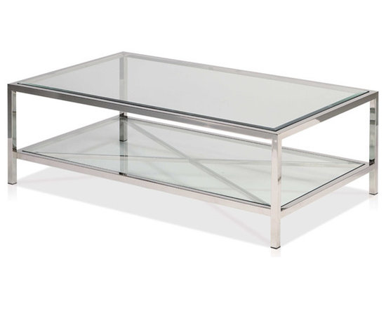 Reynolds Coffee Table - For more information: