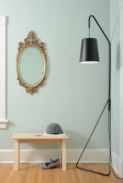 Eileen Lamp with Yung Bench - modern - floor lamps - milwaukee ...