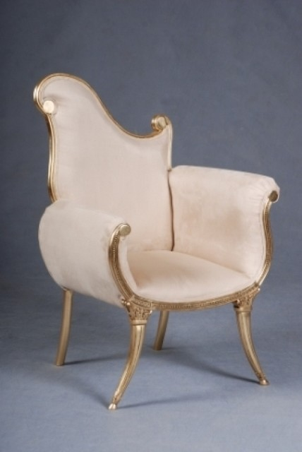 Notre Dame Chair traditional armchairs