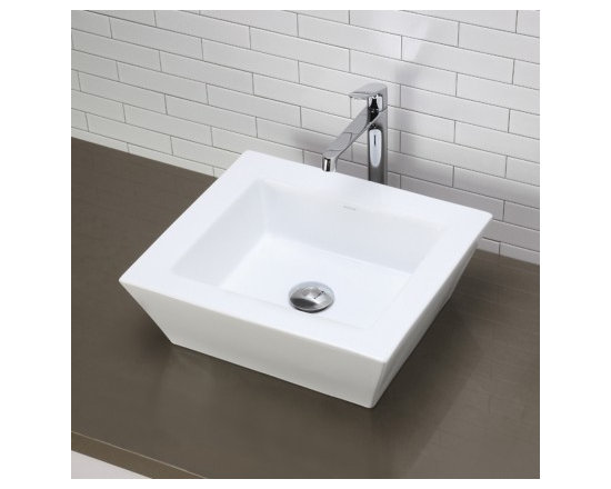 Decolav Classically Refined sink, 1432-CWH - Decolav Classically Refined sink, 1432-CWH