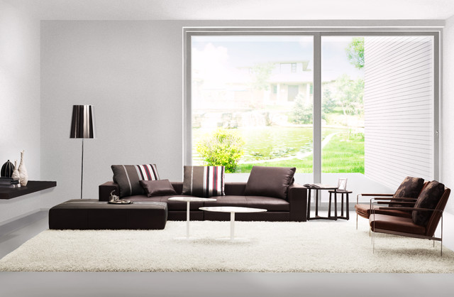 casa sofa with ottoman by camerich usa contemporary sofas