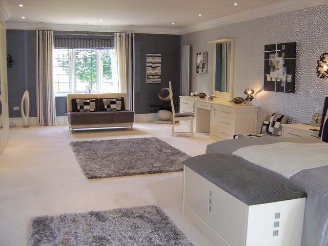 Modern property in Bowdon contemporary