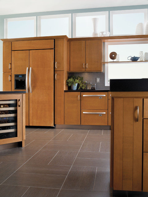 Cardell Cabinetry contemporary-kitchen-cabinets