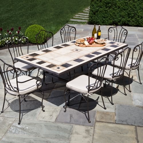 Dining table outdoor dining table seats 8 for 12 seat outdoor dining table