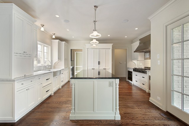 Contemporary Style Kitchen Designs & Remodels traditional-kitchen