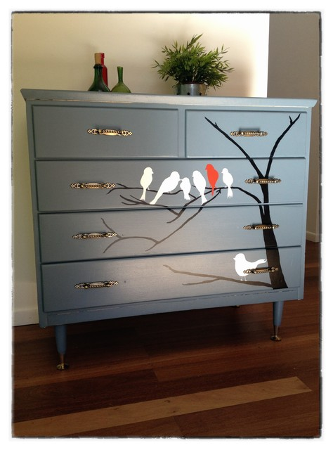 Revamping furniture ideas on Pinterest Retro Sideboard  : modern buffets and sideboards from www.pinterest.com size 474 x 640 jpeg 58kB